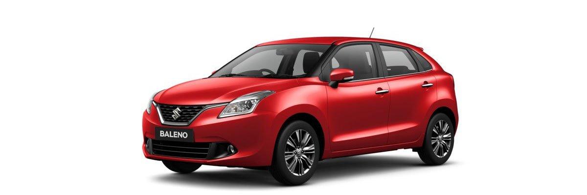 Suzuki-Baleno-Fire-Red