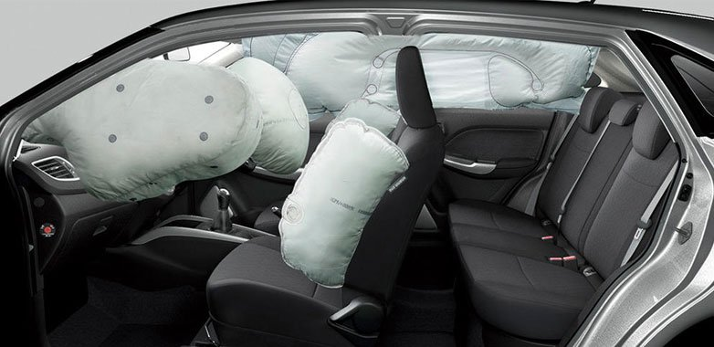 Suzuki-Baleno-Safety