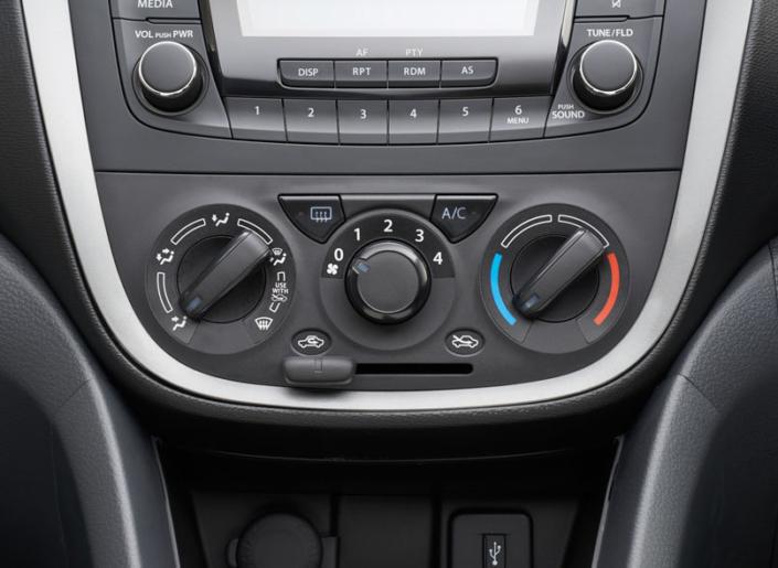 Suzuki-Celerio-Interior
