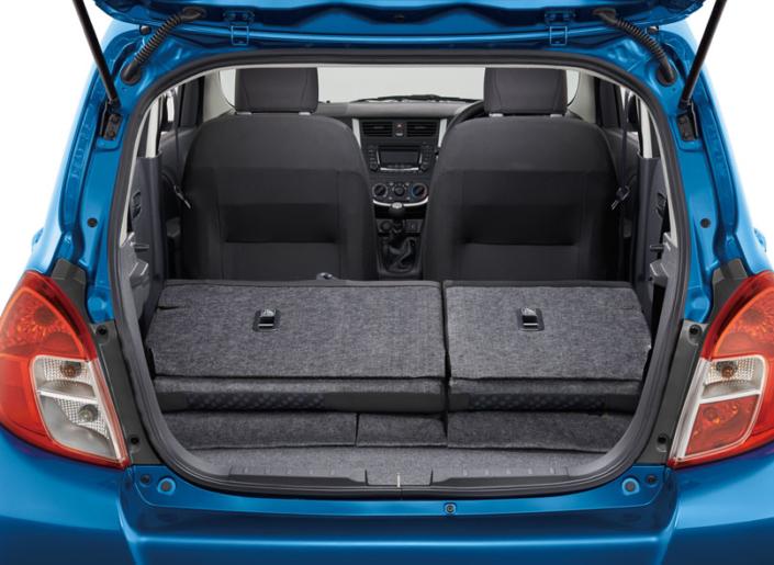 Suzuki-Celerio-Boot Space