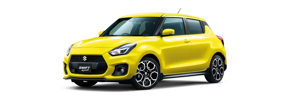 Suzuki-Swift-Sport-Champion-Yellow