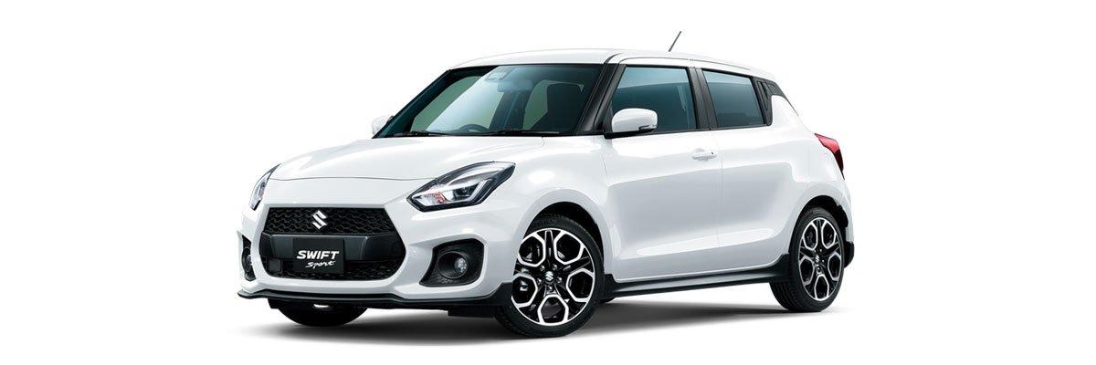 Suzuki-Swift-Sport-Pure-White-Pearl