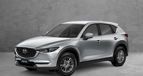 Mazda CX-5 Run-Out