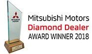 Mitsubishi Diamond Dealer 2018