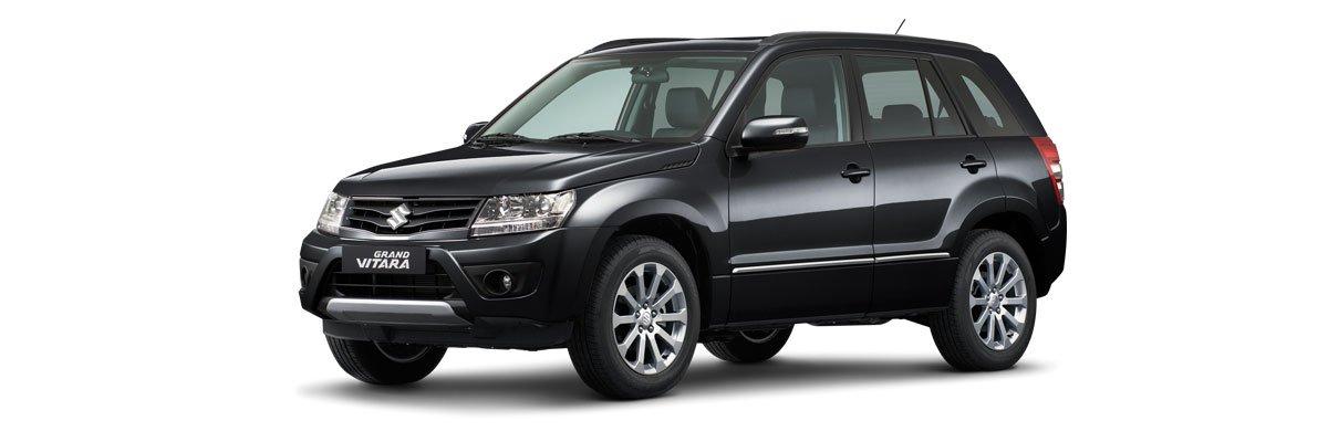 Suzuki Grand Vitara Bluish Black Pearl