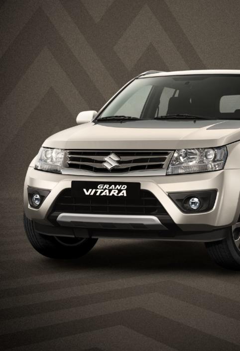 Suzuki Grand Vitara Front