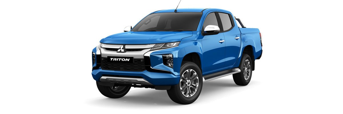 Mitsubishi Triton Impulse Blue