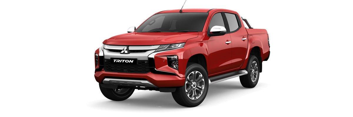 Mitsubishi Triton Inferno