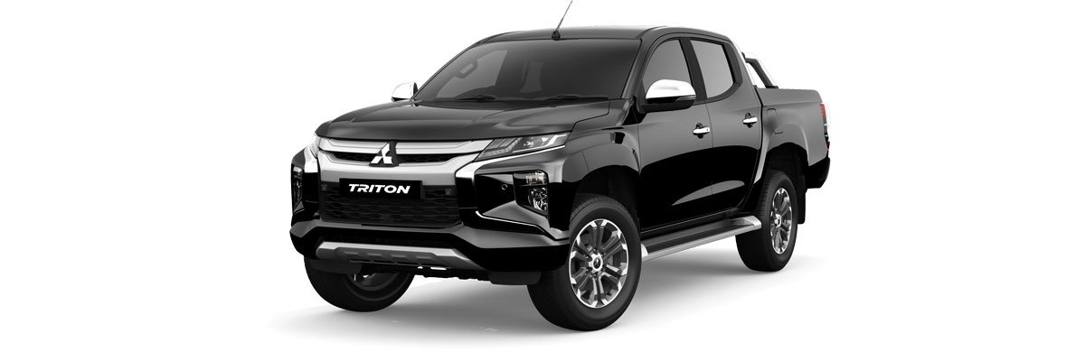 Mitsubishi Triton Pitch Black