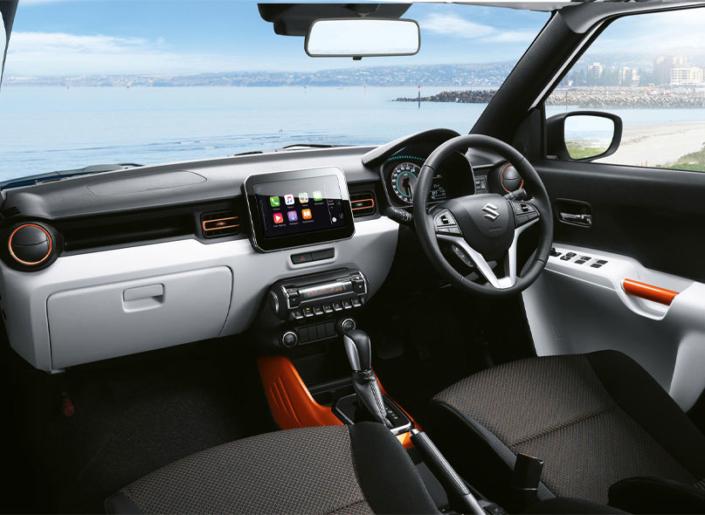 Suzuki-Ignis-Interior