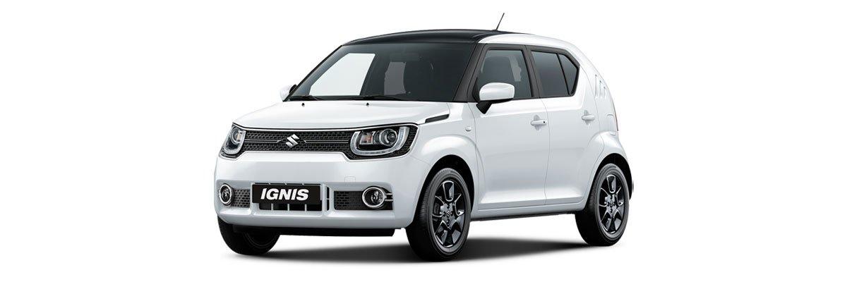 Suzuki-Ignis-Pure-White-Pearl-Two-Tone