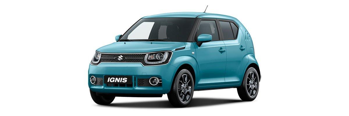 Suzuki-Ignis--Turquoise