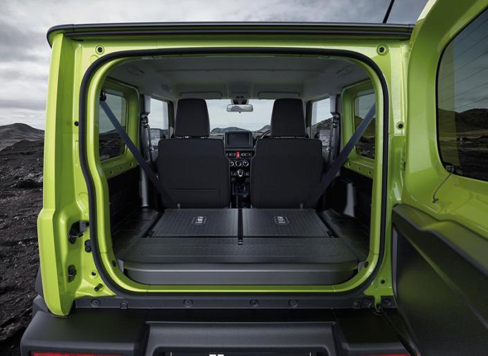 Suzuki Jimny Cargo Space