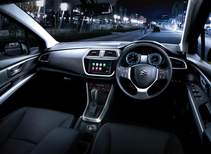 Suzuki-S-Cross-Interior