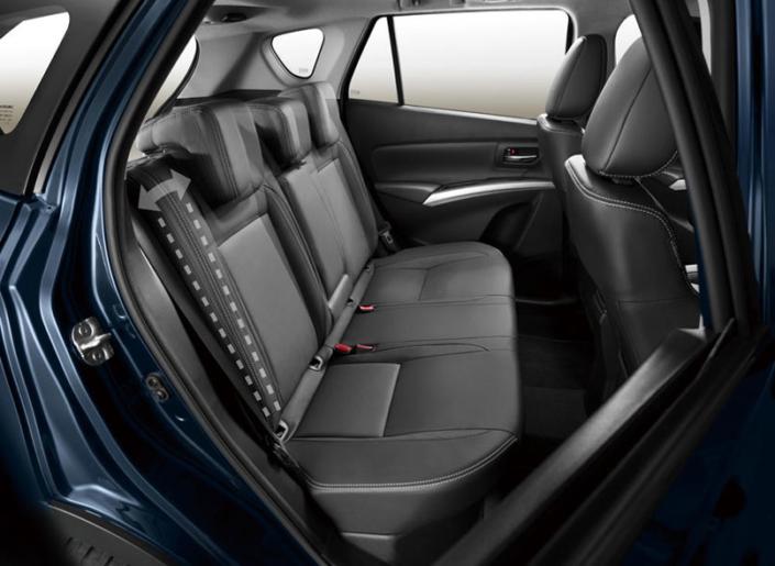 Suzuki-S-Cross Interior