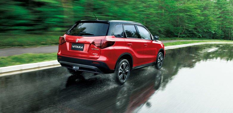 Suzuki Vitara Safety