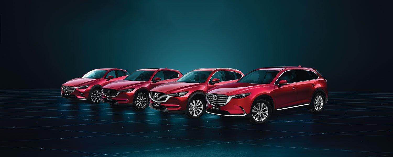 Mazda CX-Range