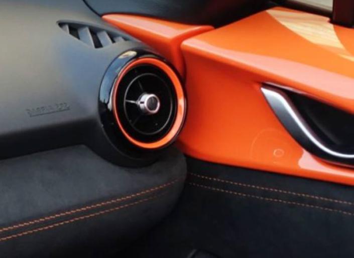 Mazda MX-5 Anniversary edition interior