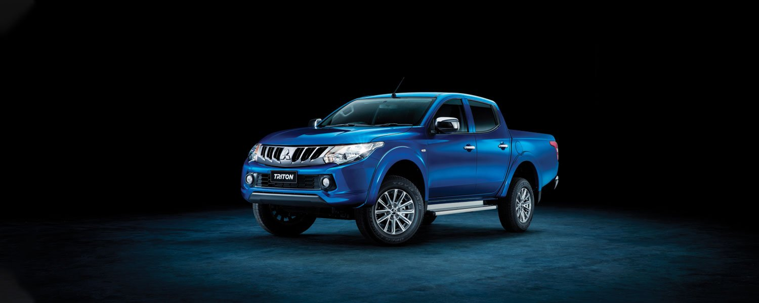 Mitsubishi Triton Run Out