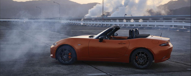 Mazda mx-5 anniversary