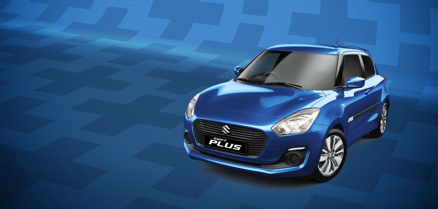 Suzuki Swift Plus
