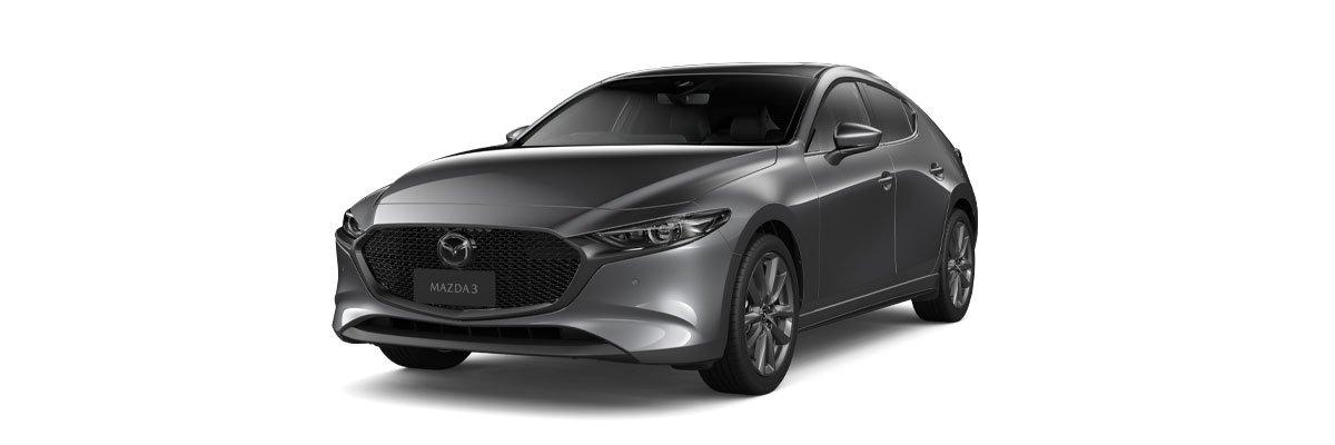 Mazda-3-Machine-Grey