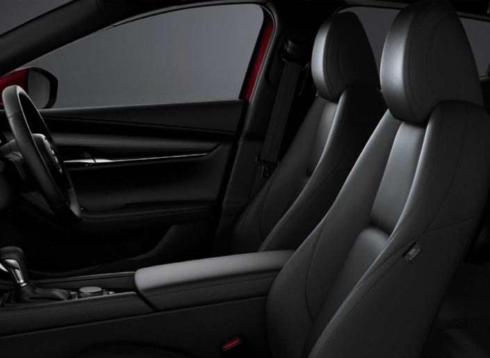 Mazda3 Interior Seats