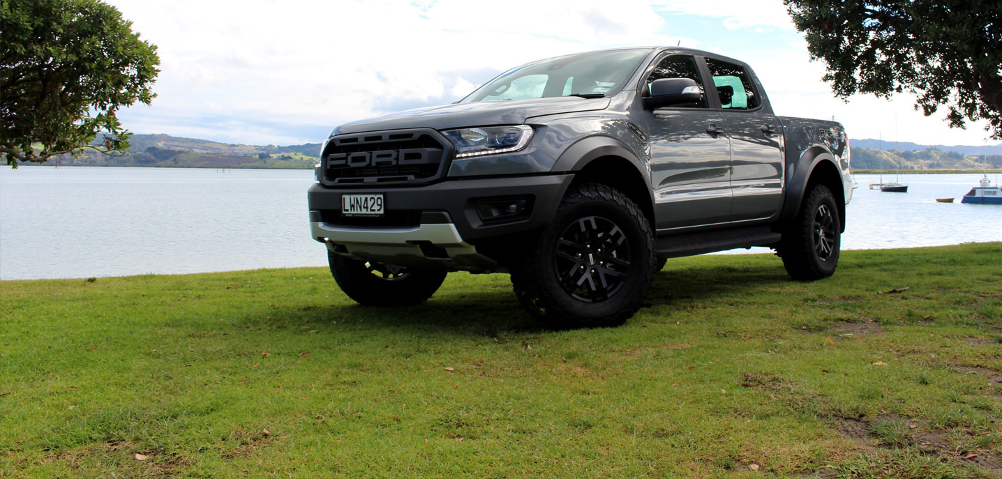 Demo Ford Ranger Raptor
