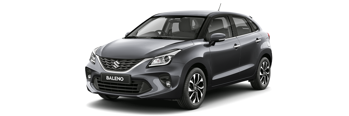 2019 Baleno Granite Grey Metallic