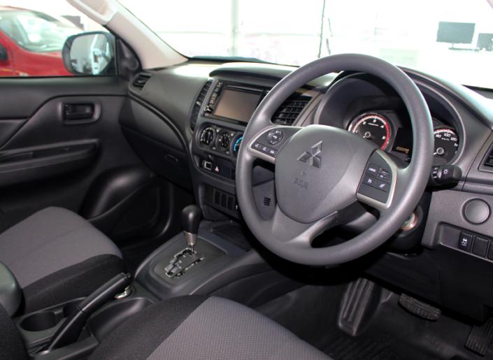 Triton GLX interior