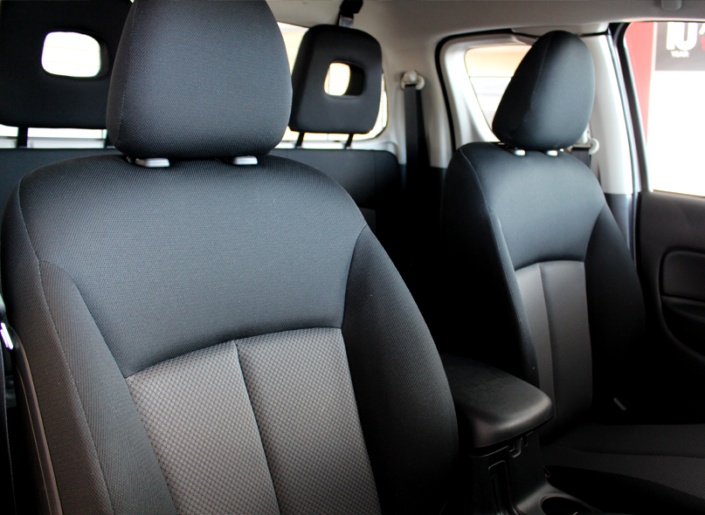 Triton GLX Seats