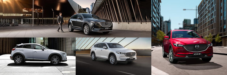 No Deposit Mazda Finance