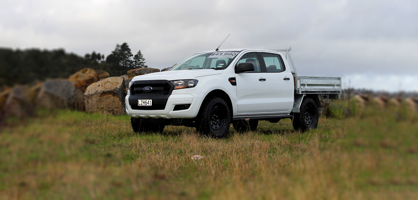 Ford Ranger XL $43,990 promotion