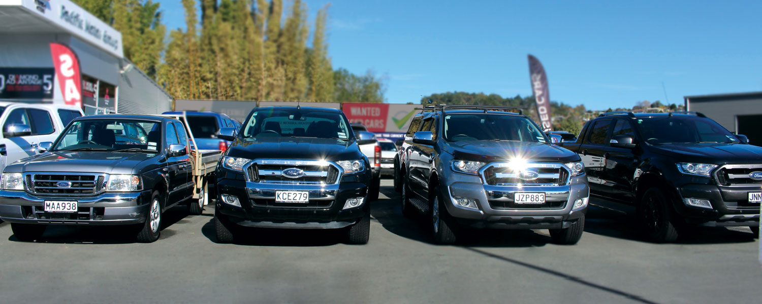 Used Ford Rangers
