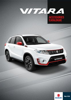 Suzuki Vitara Accessories