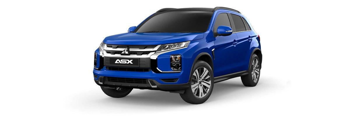 Mitsubishi-ASX-Electric-Blue