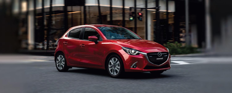 Mazda2 Run Out