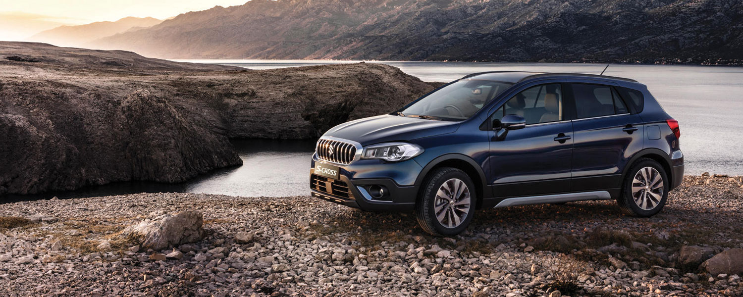 Save on Suzuki S-cross