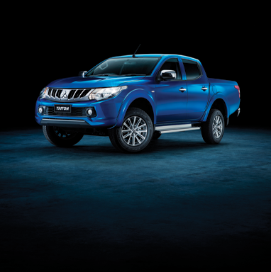 Mitsubishi Triton Run-Out