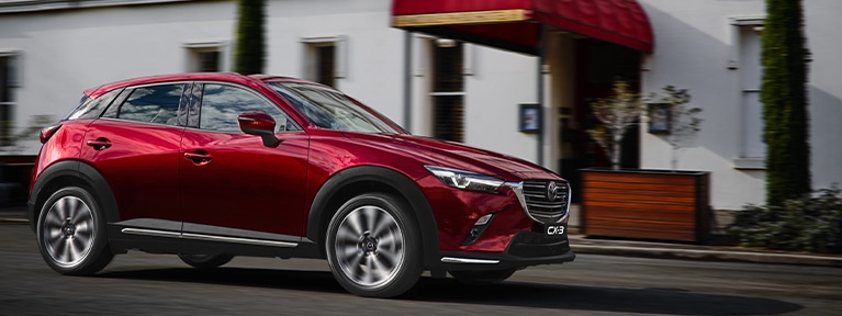 CX-3 GSX Field Days Offer