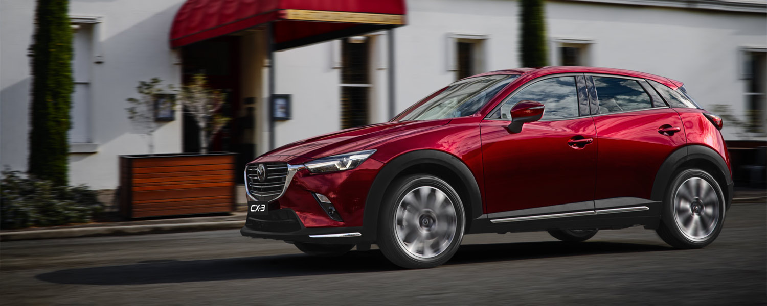 Field Days Deal Mazda CX-3