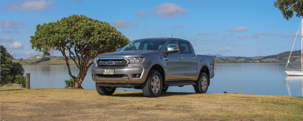 Ford Ranger XLT Silver Run out Special
