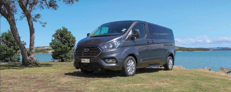 Demo Ford Transit Toureno Trend