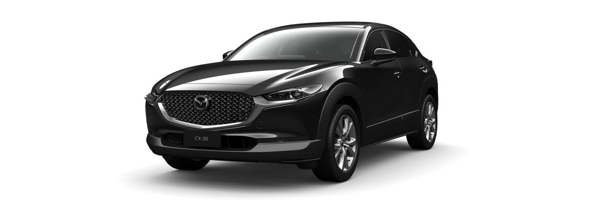 Mazda CX-30 Jet Black