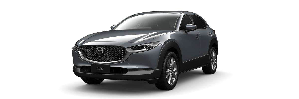 Mazda CX-30 Polymetal-Grey