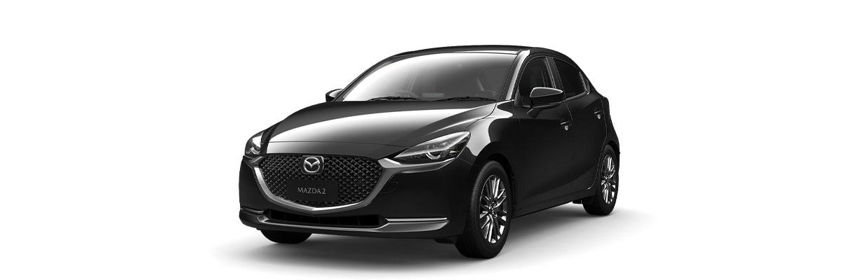 Mazda2 Black