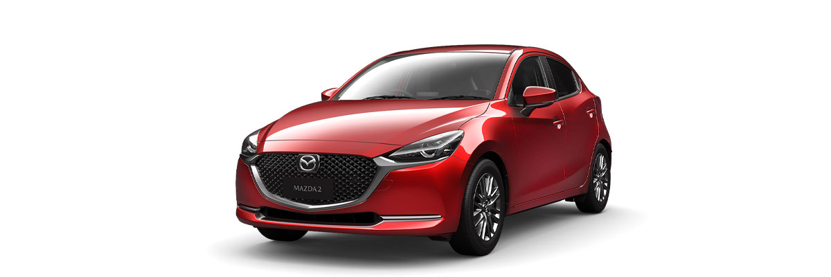 Mazda2 Soul Red