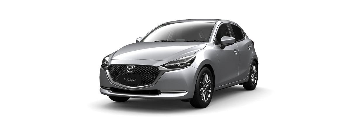Mazda2 Silver