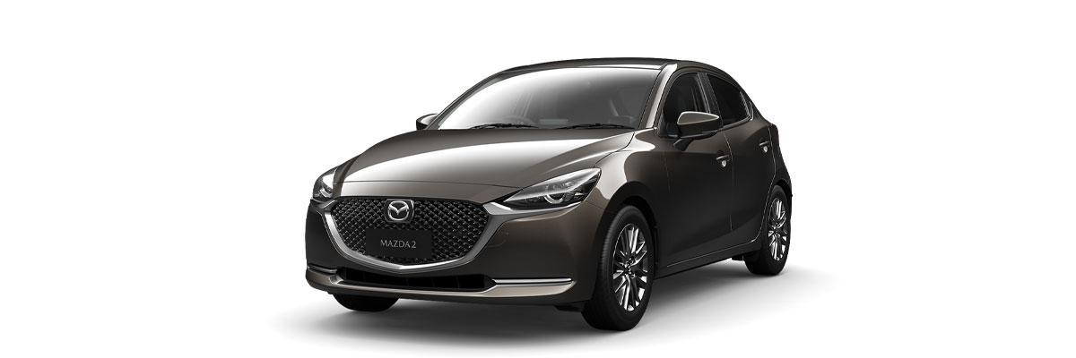 Mazda2 Titanium Flash