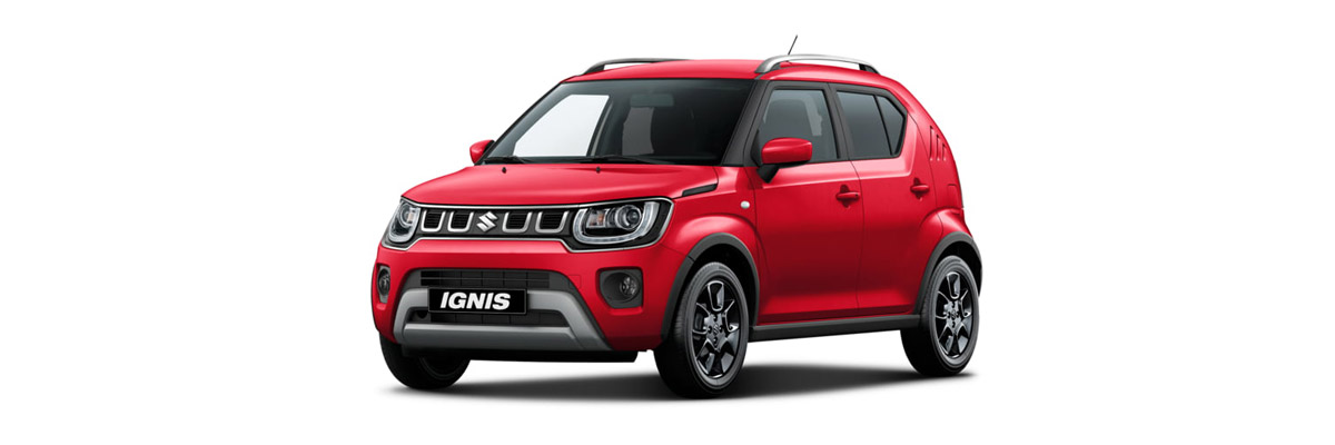 2020 Red Ignis